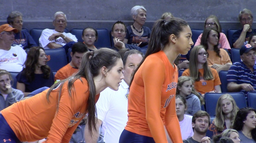 Auburn Florida Volleyball